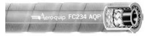 FC234-06 AQP (USA)  Fuel & Oil Fire Resistant Hose Aeroquip