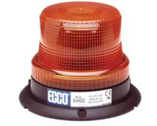 LED Beacon CL III Amber Low Profile ECCO 6465A