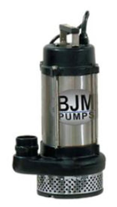 "Dewatering Pump 2"" 230V 91 GPM (29917)"