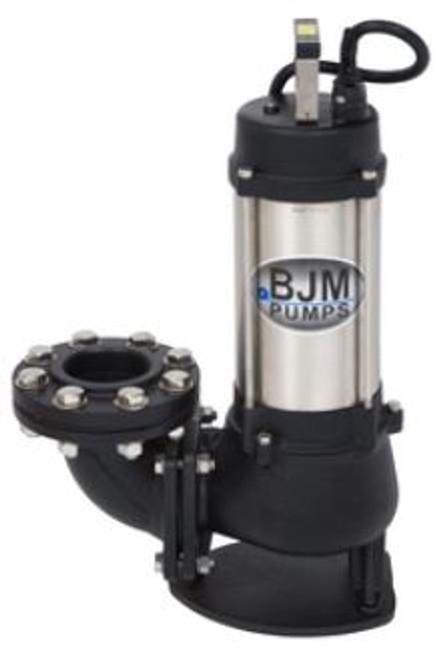 Trash Pump 2 hp 3in 230 BJM SV1500C