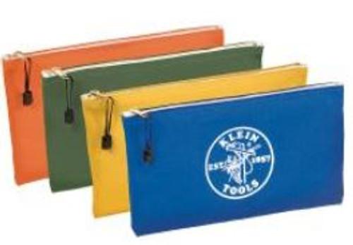 Zipper Bags-Canvas 4-Pack Klein 5140