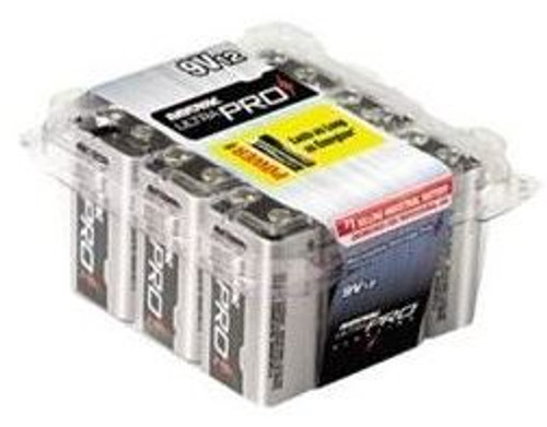 Battery 9V Rayovac 12 Pack