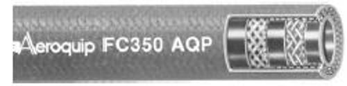 FC350-08 Engine & Airbrake Hose Aeroquip