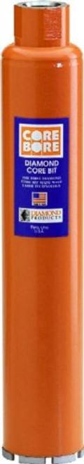 Core Bit HD 1-1/2''  Orange Wet Diamond Products 15525