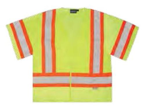 Safety Vest Aware Hi-Vis Class 3 ANSI ERB