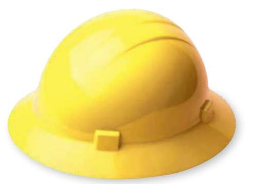 Hard Hat Full Brim Hi-V Orange Americana ERB 19225