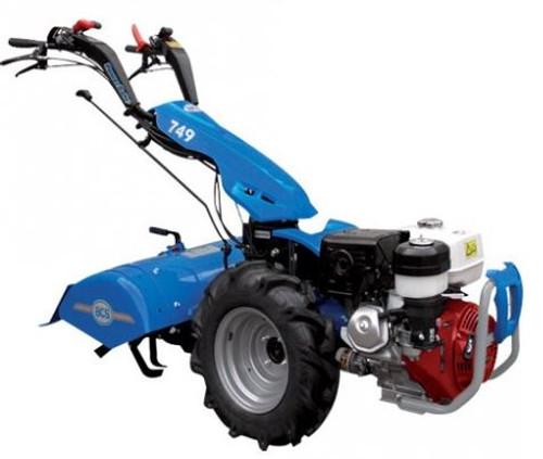 BCS Tractor 749 Honda GX390