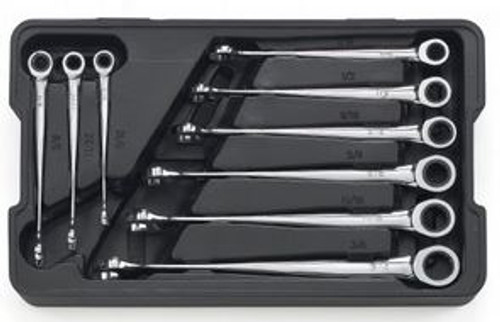 Wrench Set SAE XL X-Beam 9pc Gearwrench 85898