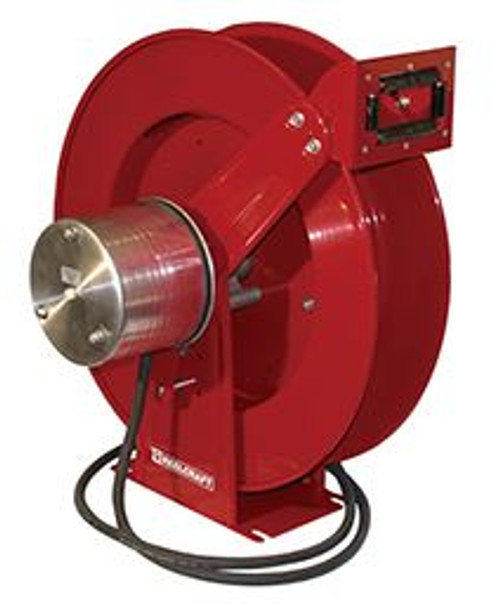 Welding Reel Cable 100ft Spring Driven Reelcraft WC80002