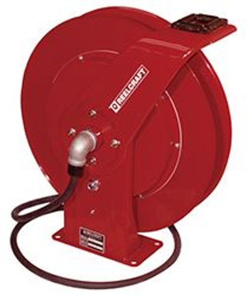 Welding Reel Cable 50ft Spring Driven Reelcraft