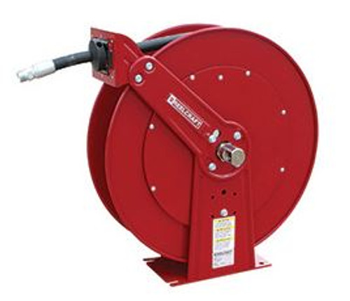 Hose Reel 3/8x75ft Grease Reelcraft 81075 OHP
