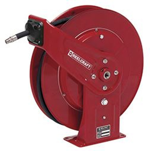 Hose Reel 3/8x50ft Air Retract Reelcraft 7650 OHP