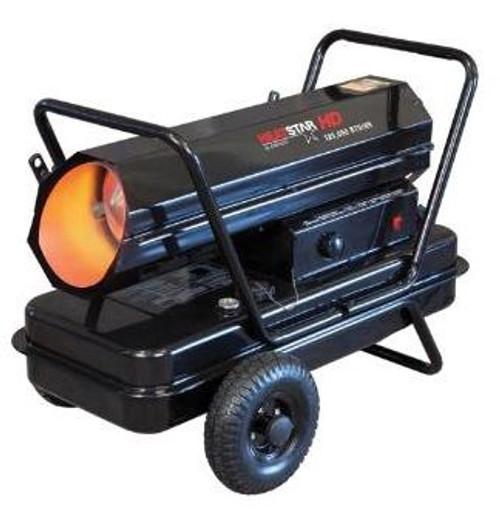 Heater Forced Air 125000 BTU Kerosene