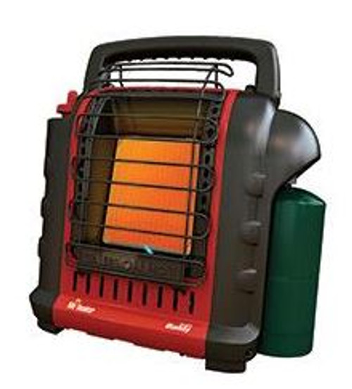 Heater Portable Buddy 4000 and 9000 btu