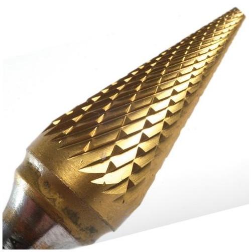 Burr Bit Carbide Cone Shape Champion SM42