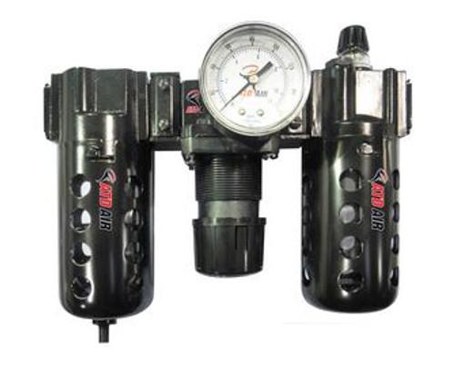 Combo Unit 1/2 F-R-L 100 SCFM ATD-7872