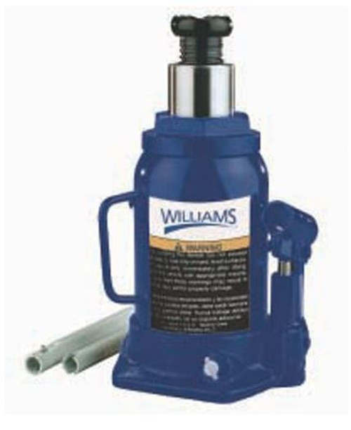 Bottle Jack 20T Hydraulic Low Profile Williams
