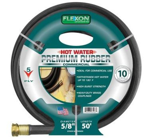 Garden Hose 5/8 x 50 Flexon Commercial Quality