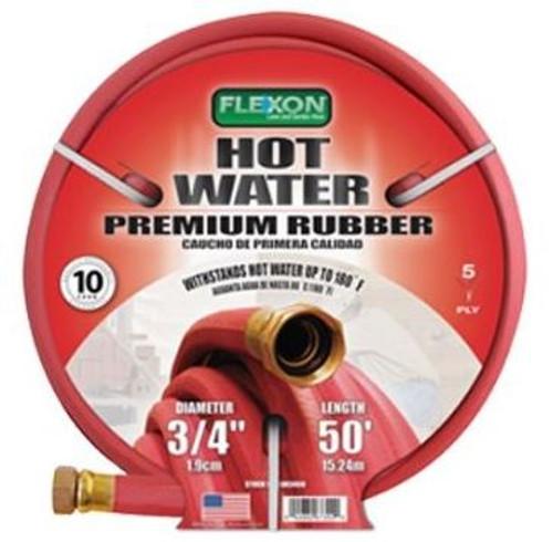 Garden hose 3/4 x 50 Flexon Hot Water