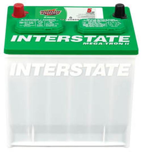 Battery 12V 550CCA Interstate MT-35 MegaTron