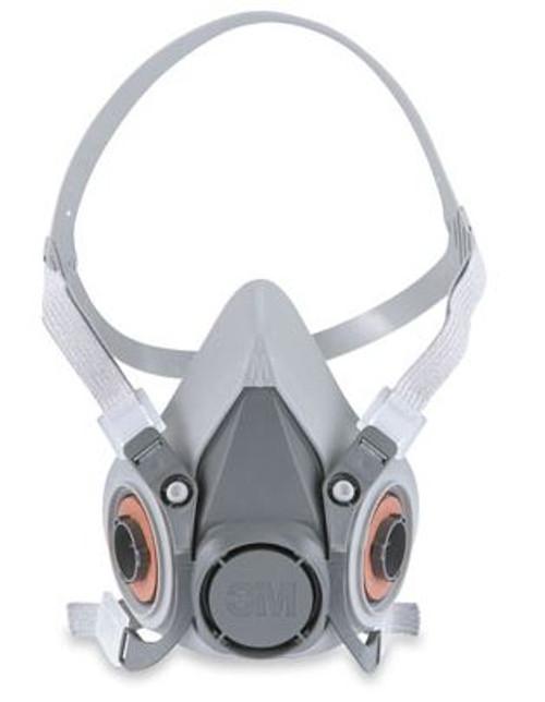 Respirator Particulate 3M 6200 (Med) Half Facepiece 6000 Series