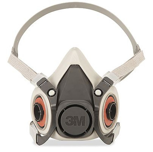 Respirator Particulate 3M 6100 (Sm) Half Facepiece 6000 Series