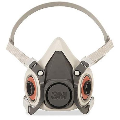 Respirator Particulate 3M 6300 (Lg) Half Facepiece 6000 Series
