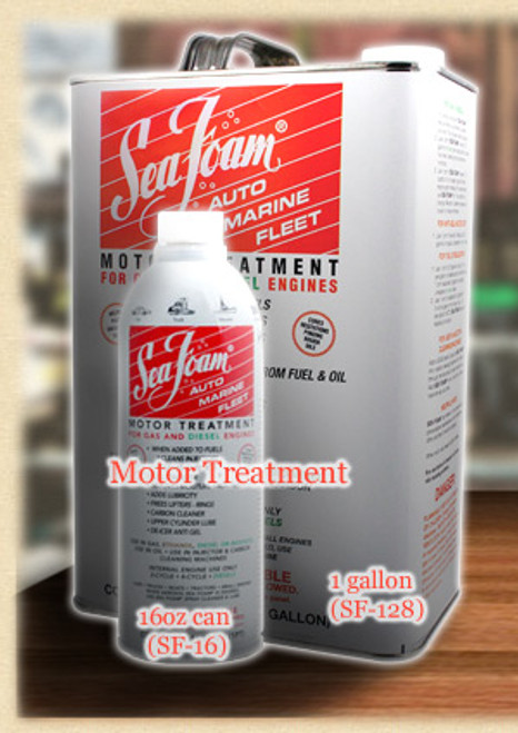 Sea Foam Motor Treatment 1 gal SF-128
