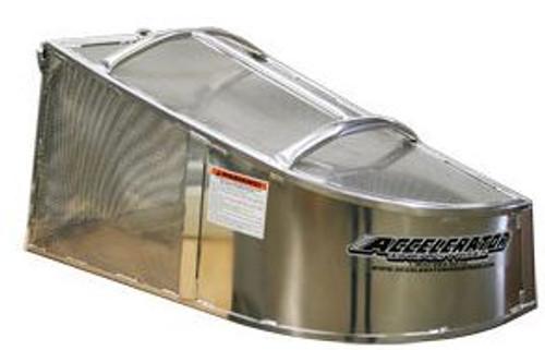 Accelerator Grass Catcher Aluminum 4.3 Exmark GCEX