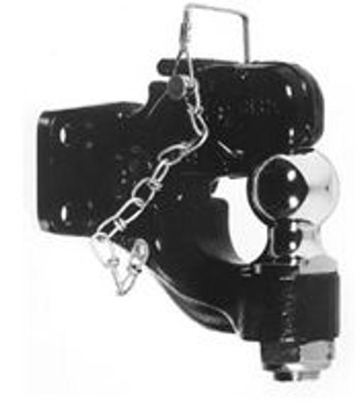 Pintle Hitch 8T Combo w/Ball 2-5/16 Buyers
