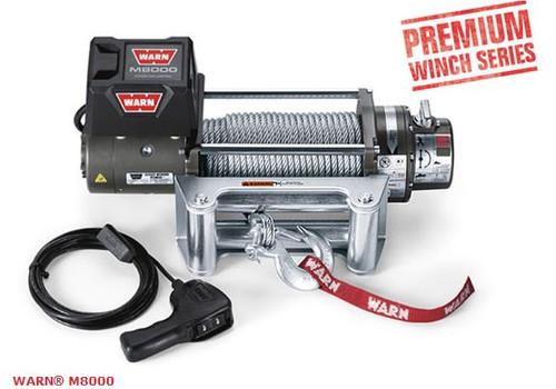 Warn M8000 Winch 26502