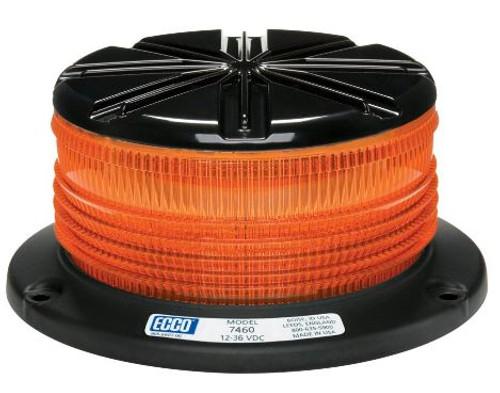 LED Beacon 360 Pulse 8 Flash Amber ECCO 7460A