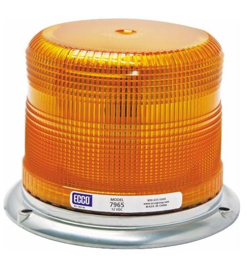 Beacon Light LED Pulse II Class 1 Amber ECCO 7965A
