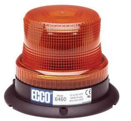 LED Beacon Amber 12-80VDC