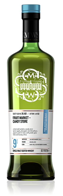 Fruit market – candy store