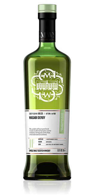 Wasabi derby - Exclusive to May Packages