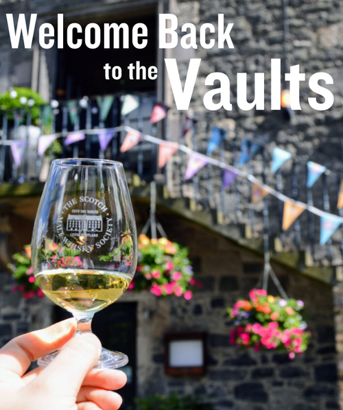 Vaults: Welcome Back to the Vaults!