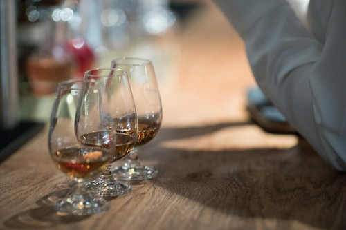 Greville St: Grain Whisky Mixology Class & Tasting with Strawberries & Cream