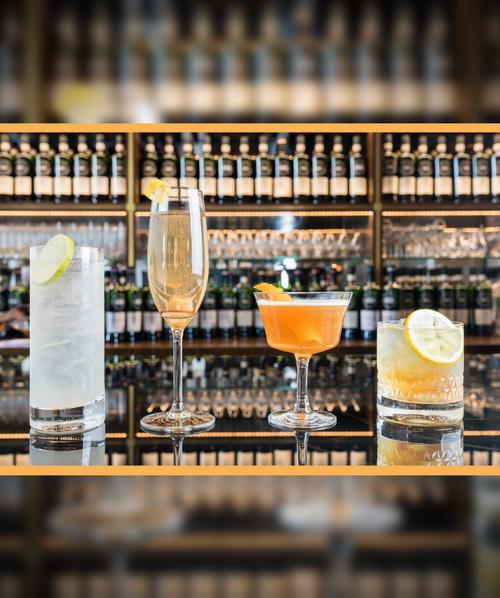 Vaults: Cocktails & Concoctions!