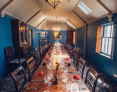 SMWS Whisky Dinner The Globe - Dumfries