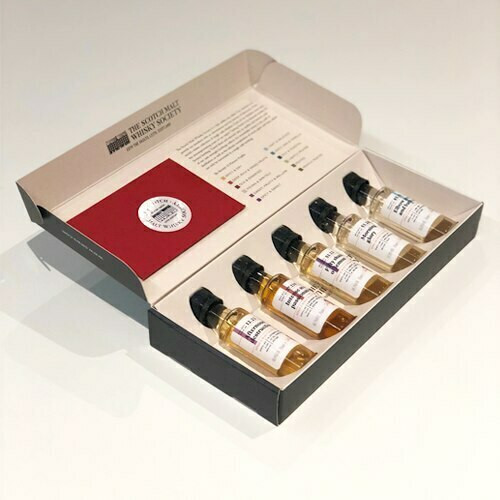 Single Cask Spirits Five-Dram Discovery Pack