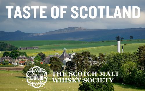Vaults: Taste of Scotland Dinner