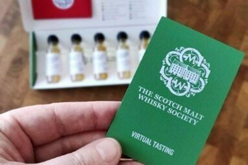 July Virtual Members Tasting UK