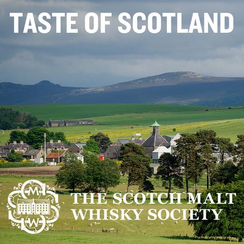 Vaults: Taste of Scotland Dinner: 4 Regions Edition