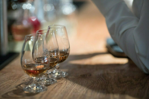 Greville St: Dried Fruits and Whisky Pairing
