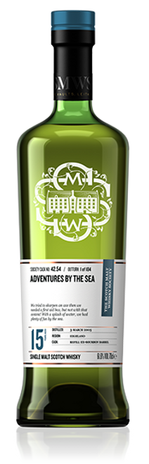 Adventures by the sea