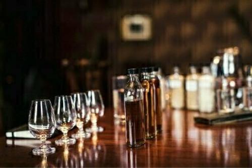 Beer and Whisky - Melrose-October