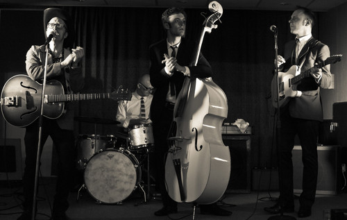 BATH ST Prohibition party with the shivering sheiks( free entry)