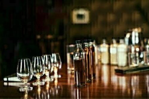 Harrogate whisky tasting - Nov