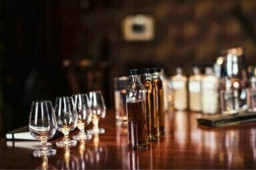 Aberdeen whisky tasting With Olaf Meier - Nov